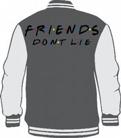 FRIENDS DONT LIE VARSITY - INSPIRED BY STRANGER THINGS